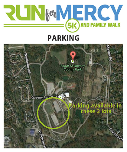 May The 4th Be With You Virtual Run: St. Louis Run For Mercy 5K & Family Walk